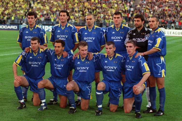 Where are they now? The Juventus team that somehow lost the 1997 Champions  League final