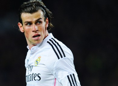 Real Madrid star Gareth Bale has come under criticism of late.