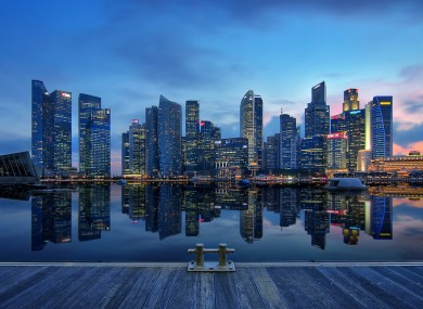 Singapore - the most expensive city in the world.