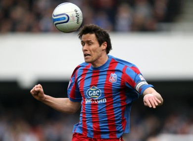 McCarthy was previously club captain at Pulis' former club Palace, but injury problems have limited his appearances in recent times.
