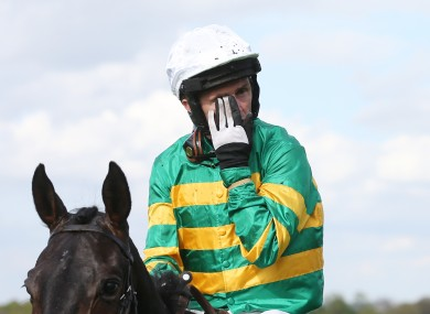 No fairytale ending for AP McCoy on emotional day as curtain