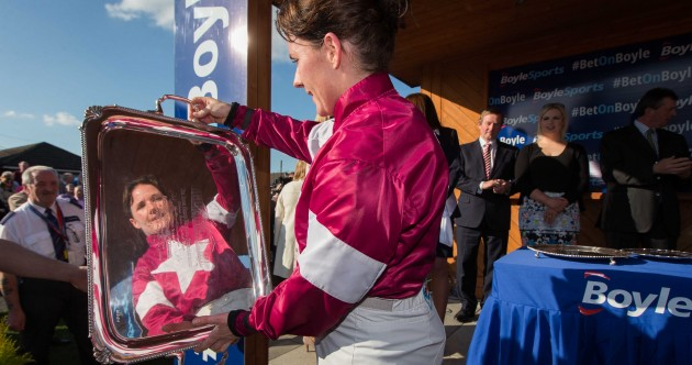 We'll leave it there so: Queen Katie of Fairyhouse, Munster's All Black boost and the rest of today's sport