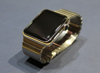 the 19 000 gold apple watch edition sold out in china in less than
