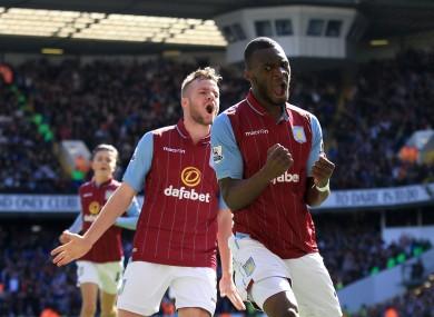 Benteke was the hero again as Villa took a significant step towards survival.