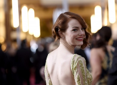 Emma Stone: Birdman star is set to play Billie Jean King.