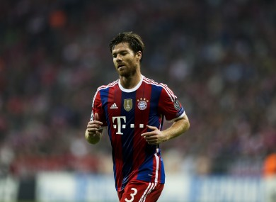 Xabi Alonso makes the cut.