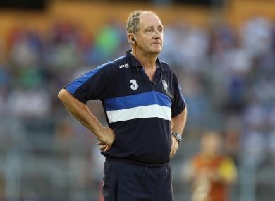 Waterford hurling boss Michael Ryan.