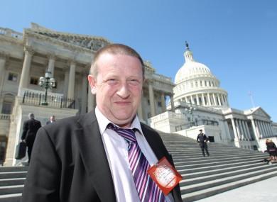 Drennan pictured in Washington DC in 2011.