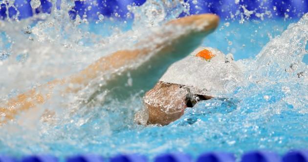 Bronze for Ireland's Darragh McDonald at Paralympic Swimming World Championships