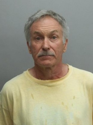 Mugshot of Larry Henry