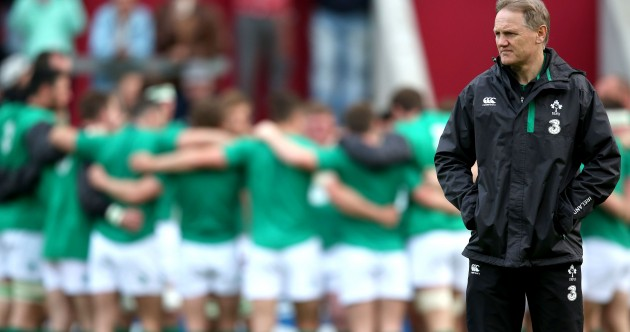 Another new contract on the eve of a Rugby World Cup, but Schmidt deal is excellent business