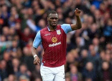 Benteke's departure is another blow for Villa.