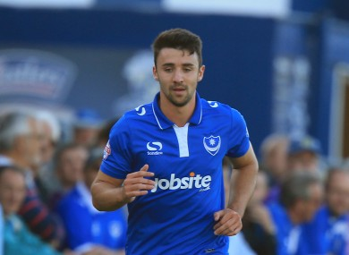 Stevens is hoping to prove his worth at Portsmouth this season.