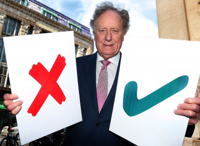 TV3 presenter Vincent Browne