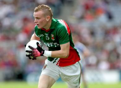 Doherty was part of the Mayo 2013 All-Ireland minor-winning team.