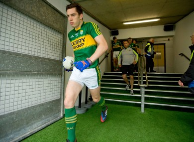 Moran was a key player in the Kerry engine room on Sunday.