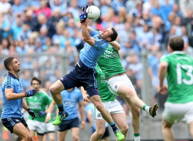 Dublin saw off Fermanagh in last Sunday's All-Ireland football quarter-final.