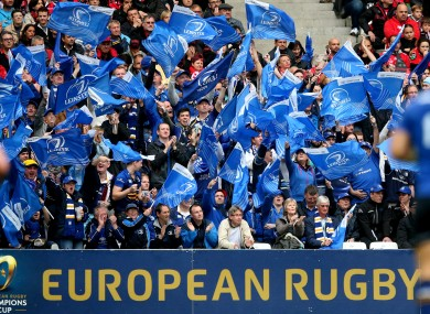 Leinster v Toulon is the game everybody is waiting for.