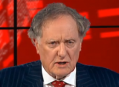 Vincent Browne intends to remain contracted to TV3 until 2028.