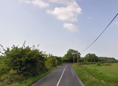The townland of Ballymackeogh near Newport.