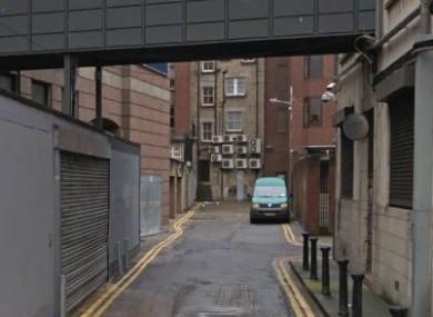 Dawson Lane