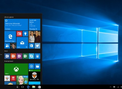 Microsoft is downloading Windows 10 to PCs even when the user doesn
