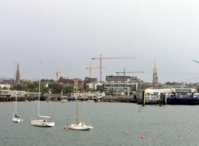 File photo: Dún Laoghaire harbour, Dublin