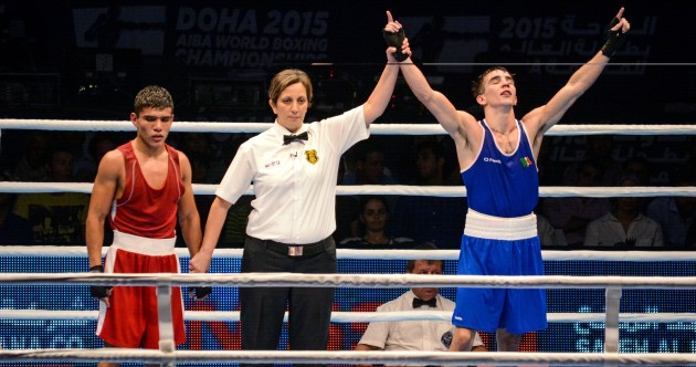 We'll Leave it There So: Conlan claims gold, Sexton looking good and all today's sport