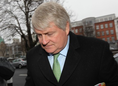 Denis O'Brien, the owner of Communicorp Group Ltd.