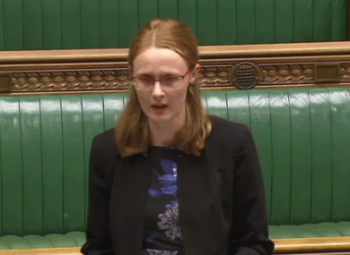 Labour MP Cat Smith