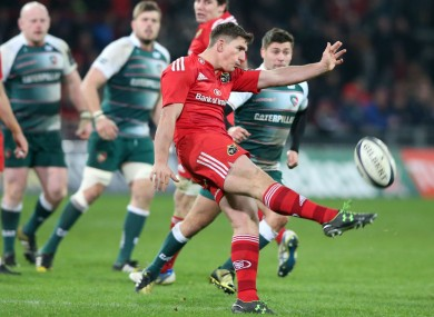 ed05c7608c0 Munster call on fans to show respect in wake of jeers for Keatley