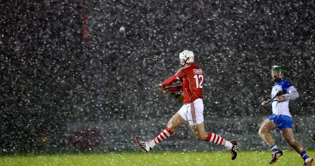 12 of the best images from a wintery sporting week