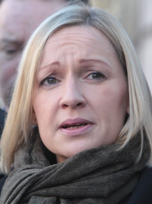Lucinda Creighton had hoped her party would win 10 seats.