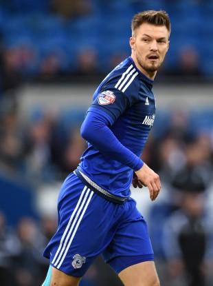 Pilkington has six goals for Cardiff this season.