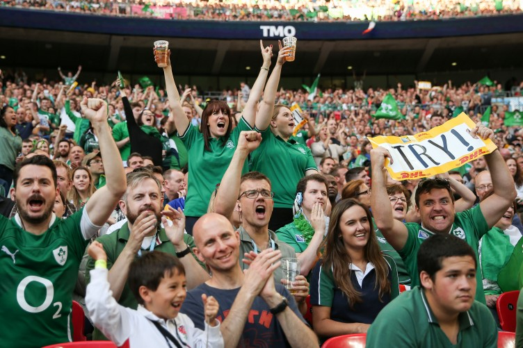 e48c69ed9b 10 reasons Irish fans are the best in the world · The42