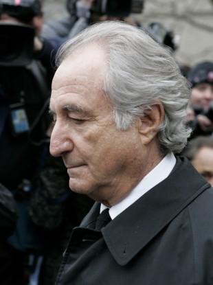 Bernard 'Bernie' Madoff