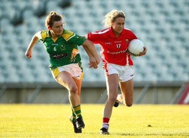 Orla Finn scored 1-9 for Cork today.
