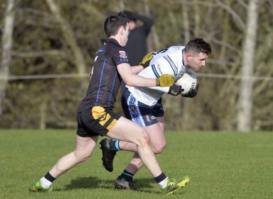 Patrick McBrearty was on fire today for Jordanstown.