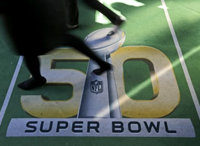 The Super Bowl takes place this Sunday.