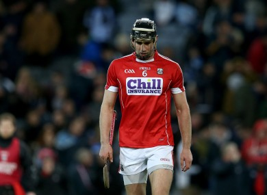 Cork hurler Mark Ellis