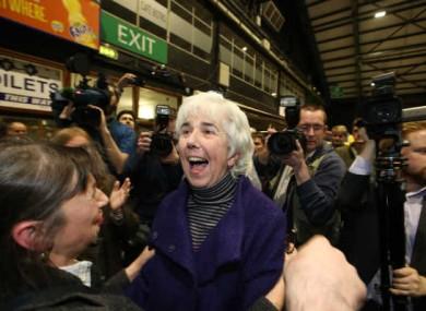 Maureen O'Sullivan TD