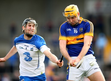 Seamus Callanan returns to the Tipperary team to face Waterford.
