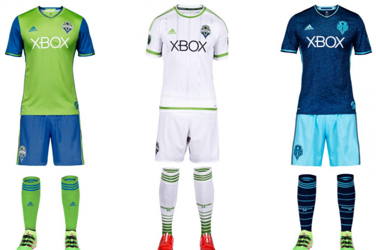 9e5dd0ec519 These are the 2016 Major League Soccer kits but which is your favourite