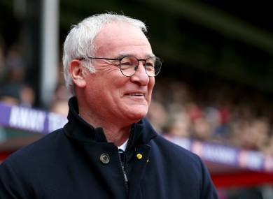 Claudio Ranieri has turned Leicester into title winners this season.