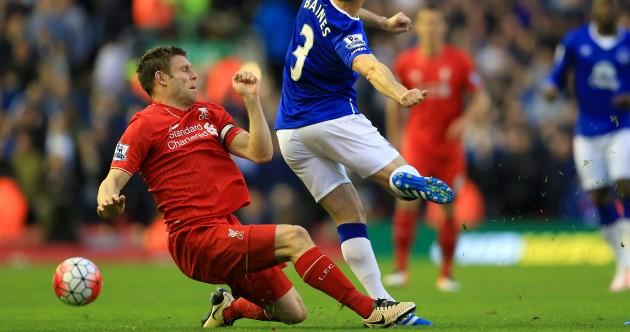 As it happened: Liverpool v Everton, Premier League