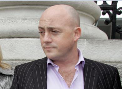 File photo of David Mahon