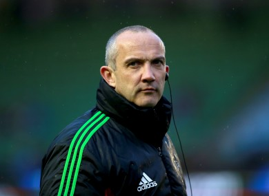 Harlequins director of rugby Conor O'Shea has paid tribute to the late Seb Adeniran-Olule.