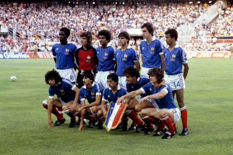 The Retro Euro Teams We Loved France 1984 The42