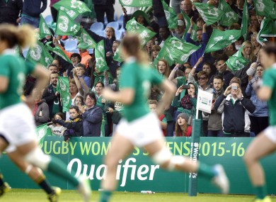 Ireland will hope home support can help them qualify for Rio.