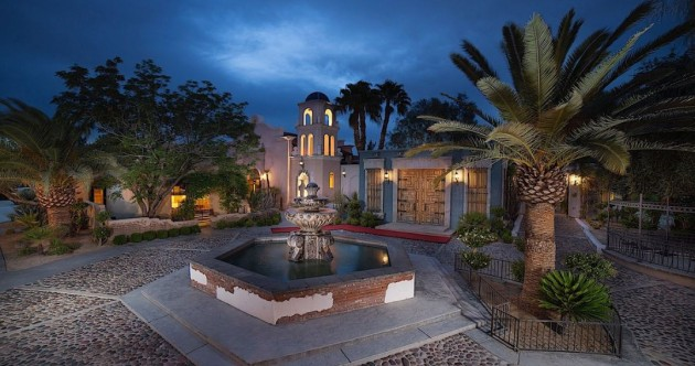 In pictures: Michael Jackson's former Las Vegas villa is a place of beauty